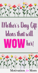 Mother's Day Gift Ideas for mom, or grandma. Mothers day ideas, presents, gifts for mom, gifts for her