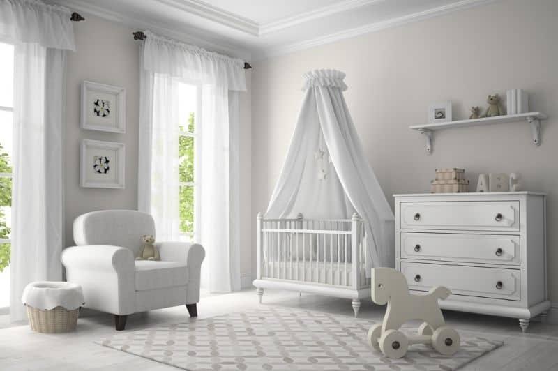 nursery, baby room, nursery items,