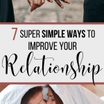 ways to improve your relationship