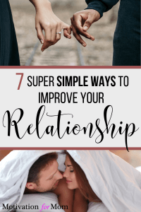 ways to improve your marriage