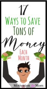 ways to save money, budget, get out of debt,