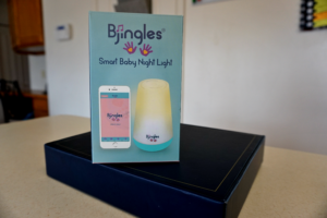 Bjingles baby night light review