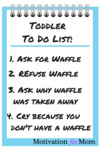 toddler mom