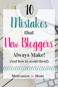 new blogger,, start a blog, starting a blog, profitable blog, mistakes new bloggers make