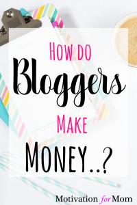 make money blogging, how do bloggers make money, bloggers, blogging, how to start a profitable blog, blog for money,