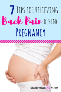 relieving back pain during pregnancy, back pain, third trimester, how to relieve back pain, pregnancy back pain,