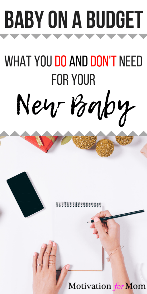 baby on a budget, save money on baby stuff, having a baby when you don't have a lot of money