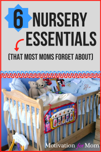 nursery essentials, nursery necessities, what you need for baby, nursery checklist