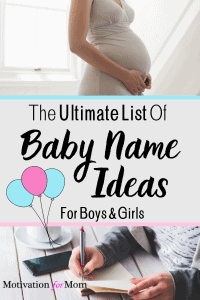 baby name ideas, unusual baby names