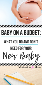 baby on a budget, saving money on baby, having a baby on a budget, cost of having a baby,