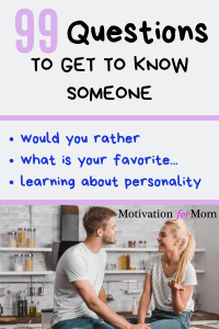 questions to get to know someone, questions for couples