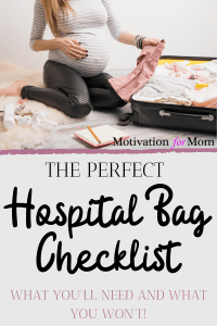 hospital bag checklist, hospital bag,