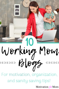 working mom blogs, working mom