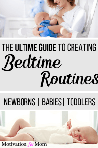 bedtime routines, bedtime routines for newborns, bedtime routines for toddlers