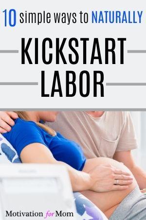 kickstart labor