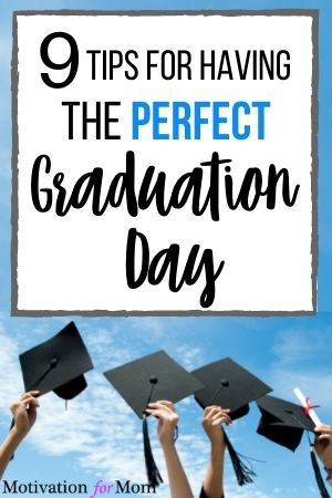 the perfect graduation day