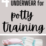 underwear for potty training