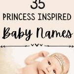 princess baby names