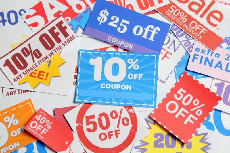 coupons, couponing